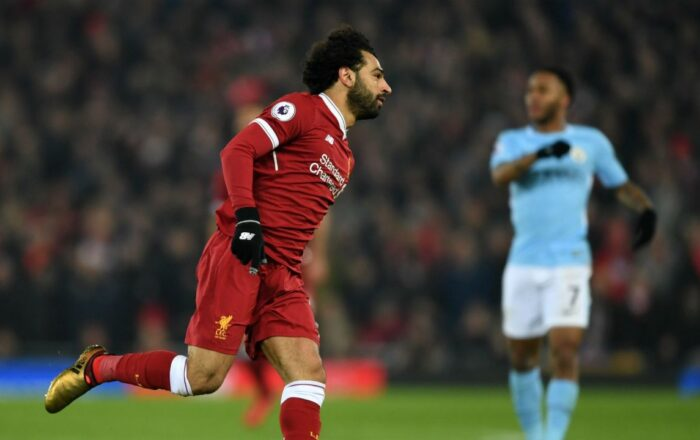 Liverpool - Manchester City Champions League