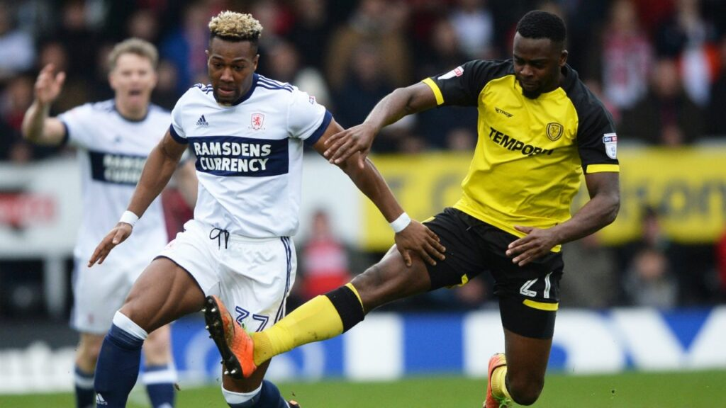 Aston Villa VS Middlesbrough Championship