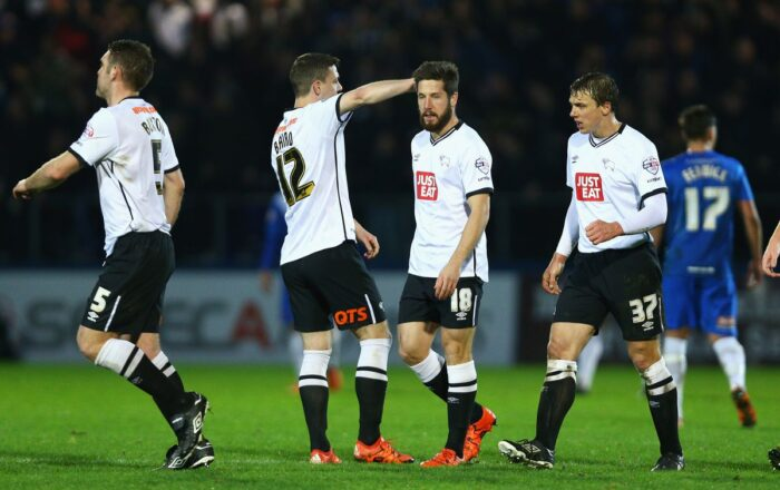Fulham vs Derby County Championship