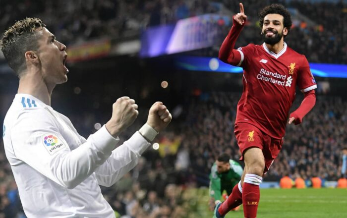 Champions League Real Madrid vs Liverpool