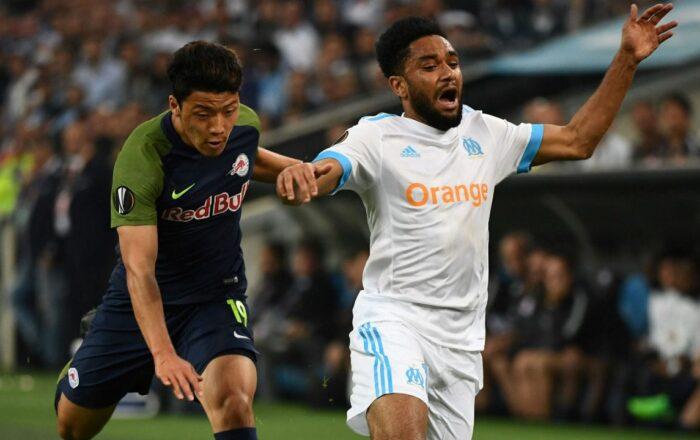 RB Salzburg vs Marseille Europa League