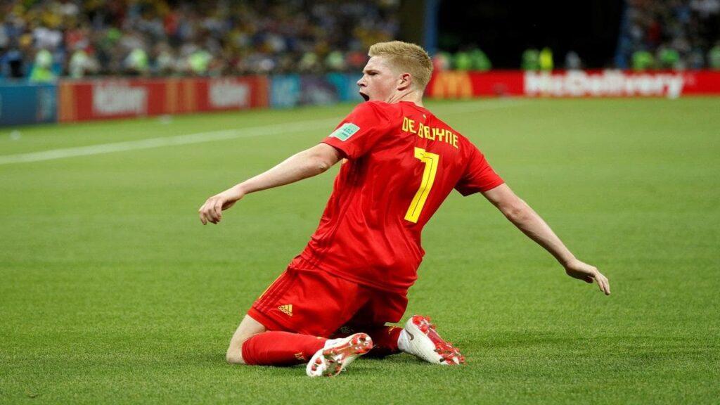 France - Belgium World Cup Semi Final