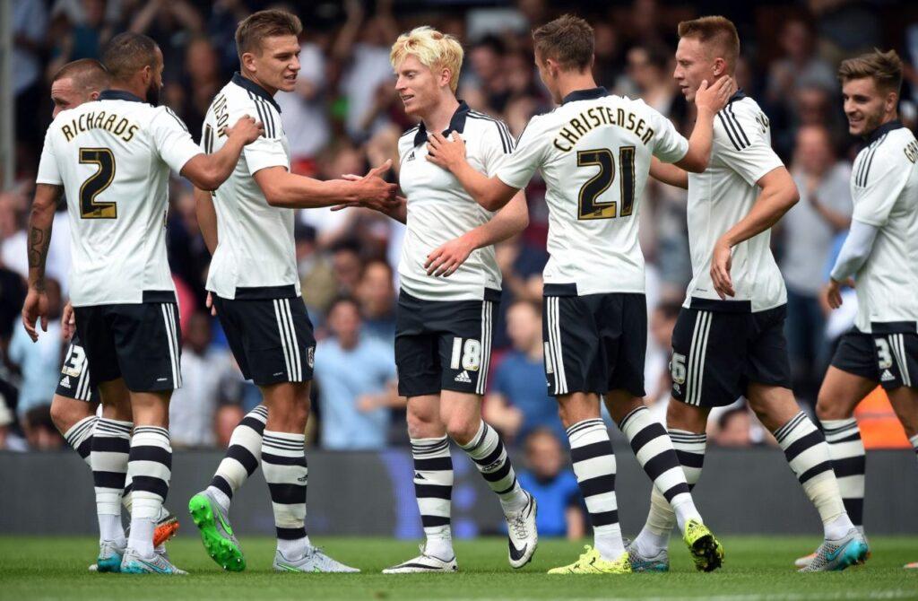 Premier League Fulham vs Crystal Palace