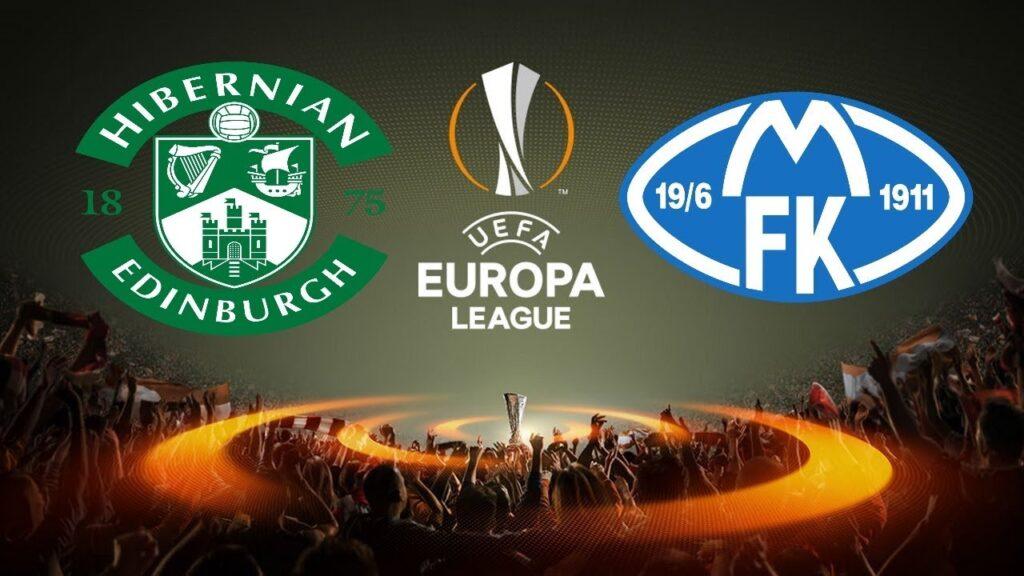 Europa League Molde vs Hibernian