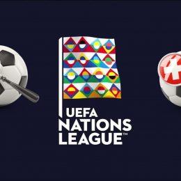 UEFA Nations League Iceland vs Switzerland