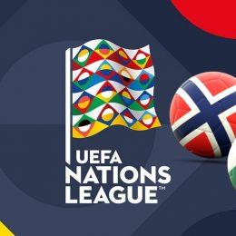 UEFA Nations League Norway vs Bulgaria