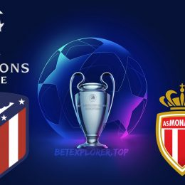 Champions League Atlético Madrid vs Monaco