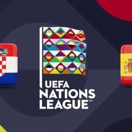 Croatia vs Spain UEFA Nations League