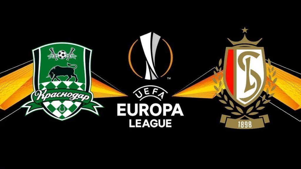 Krasnodar vs Standard Liege Europa League