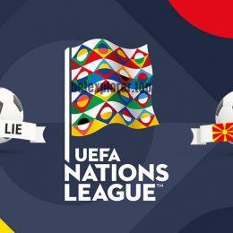 Liechtenstein vs Macedonia UEFA Nations League
