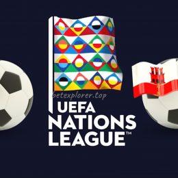 UEFA Nations League Macedonia vs Gibraltar