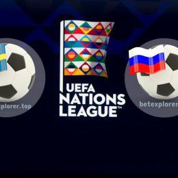 Sweden vs Russia UEFA Nations League