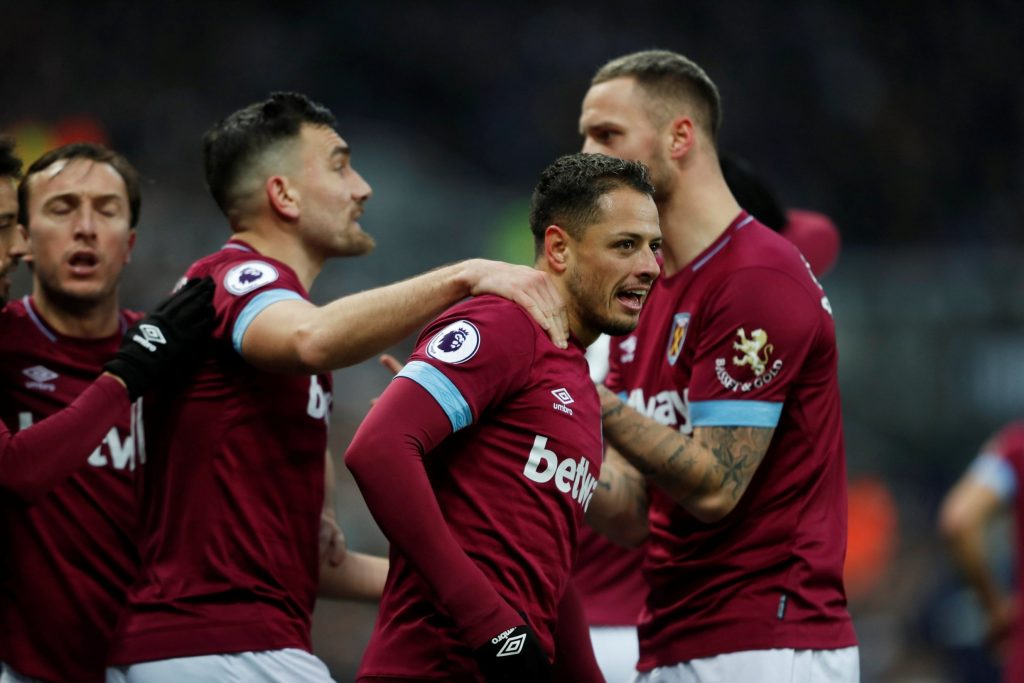 West Ham vs Cardiff Premier League