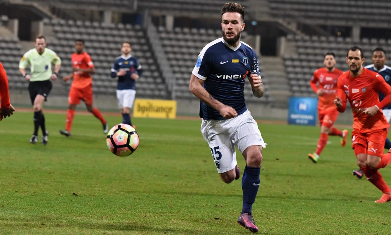 AS Béziers vs Paris FC Football Prediction
