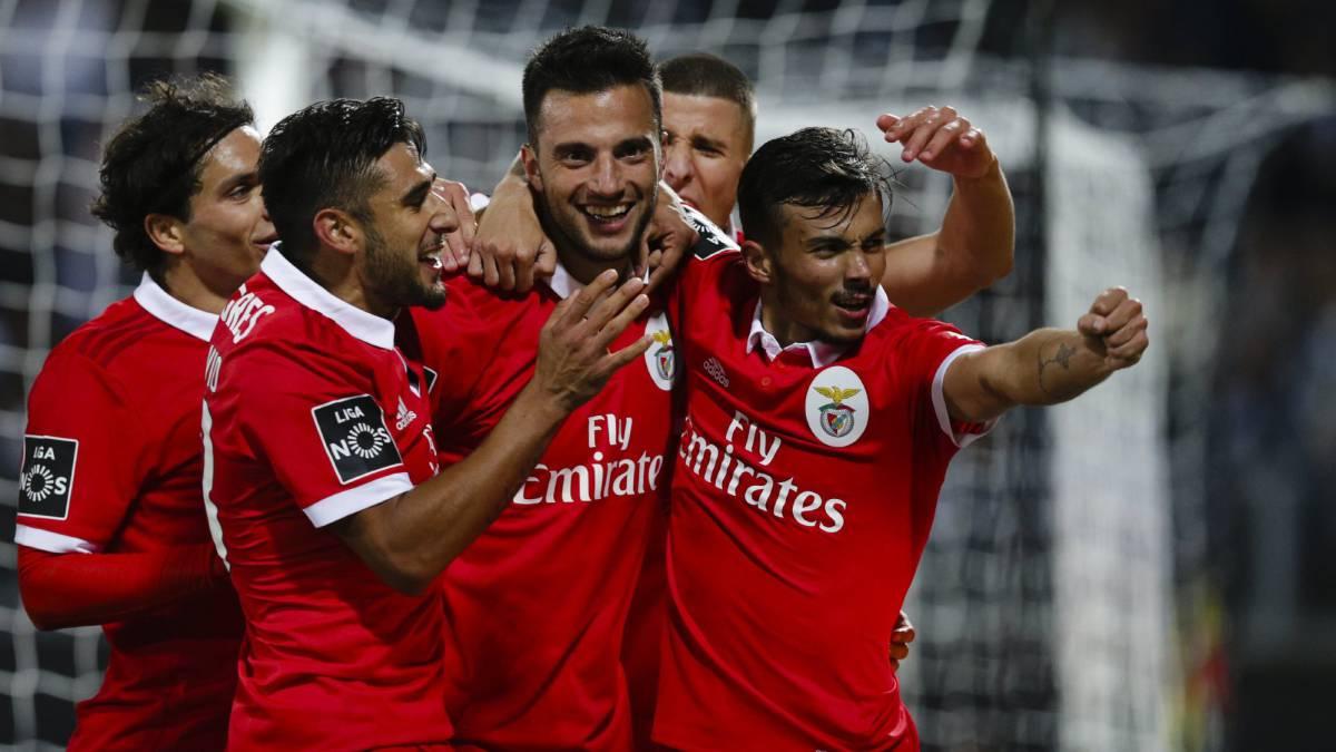 Guimarães vs Benfica Betting Prediction