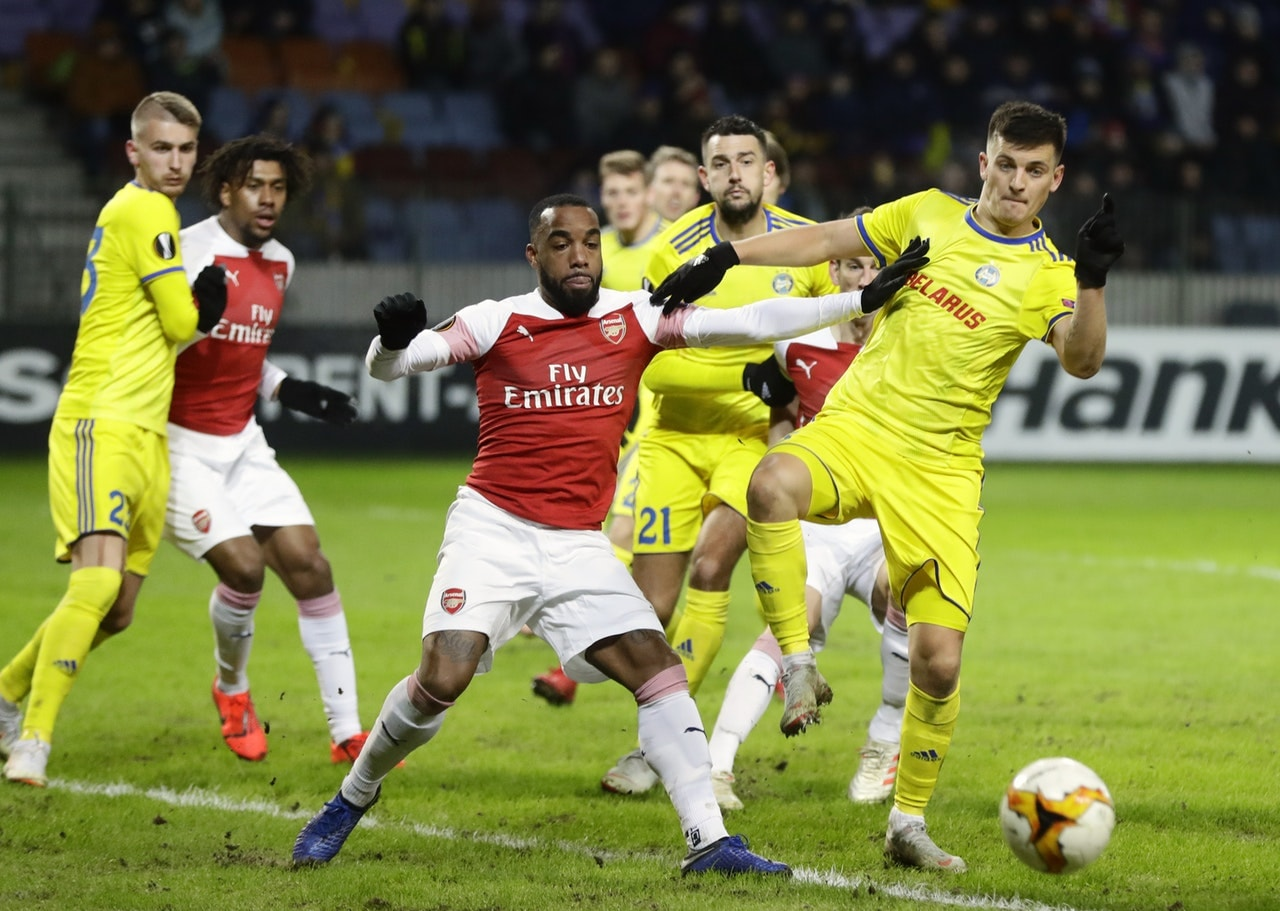 Arsenal vs BATE Borisov Betting Tip