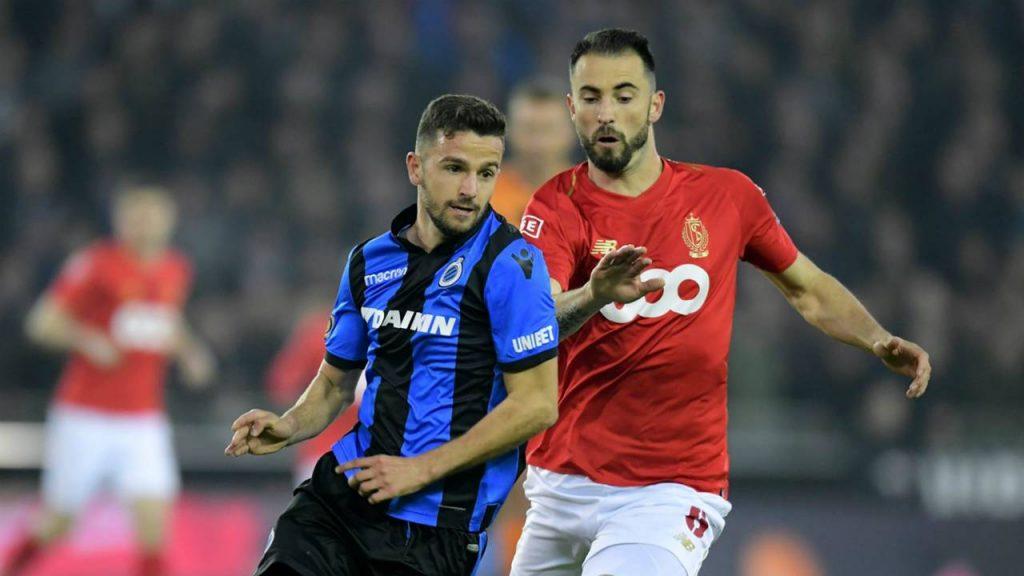 St Liege vs. Club Brugge Betting Tips