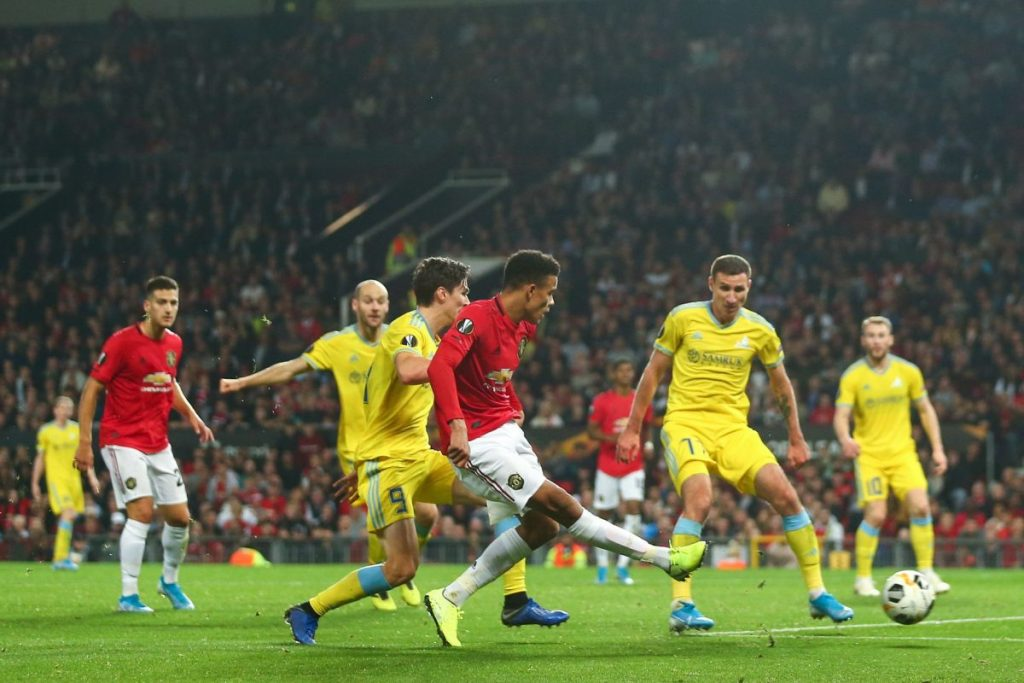 FC Astana vs Manchester United Free Betting Tips