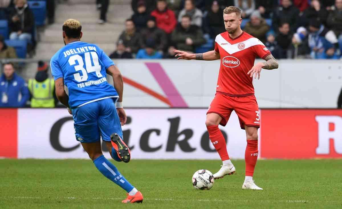 Hoffenheim vs Fortuna Duesseldorf Free Betting Tips