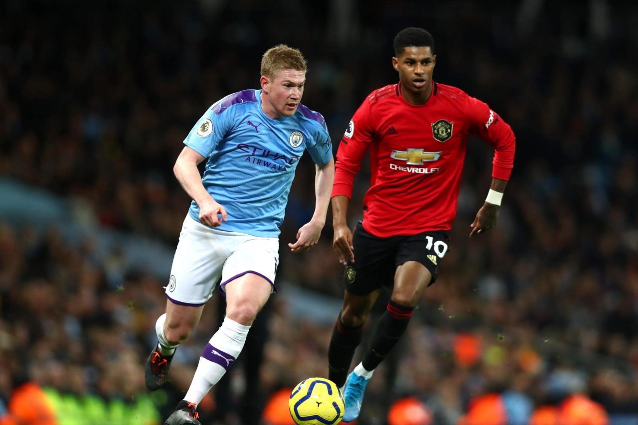 Manchester United vs Manchester City Soccer Betting Tips